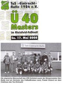 Ü40 Masters 2008