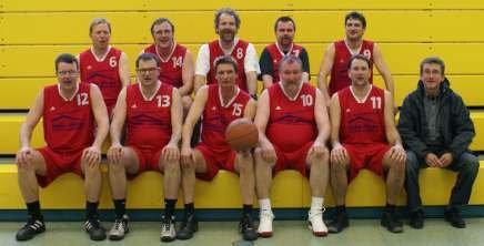 Basketball II-Herren-2008-09